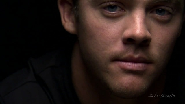 football player Colt McCoy shares his testimony