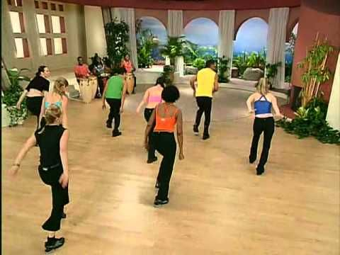 Winsor Pilates - Accelerated Fat Burning (49 min) - YouTube