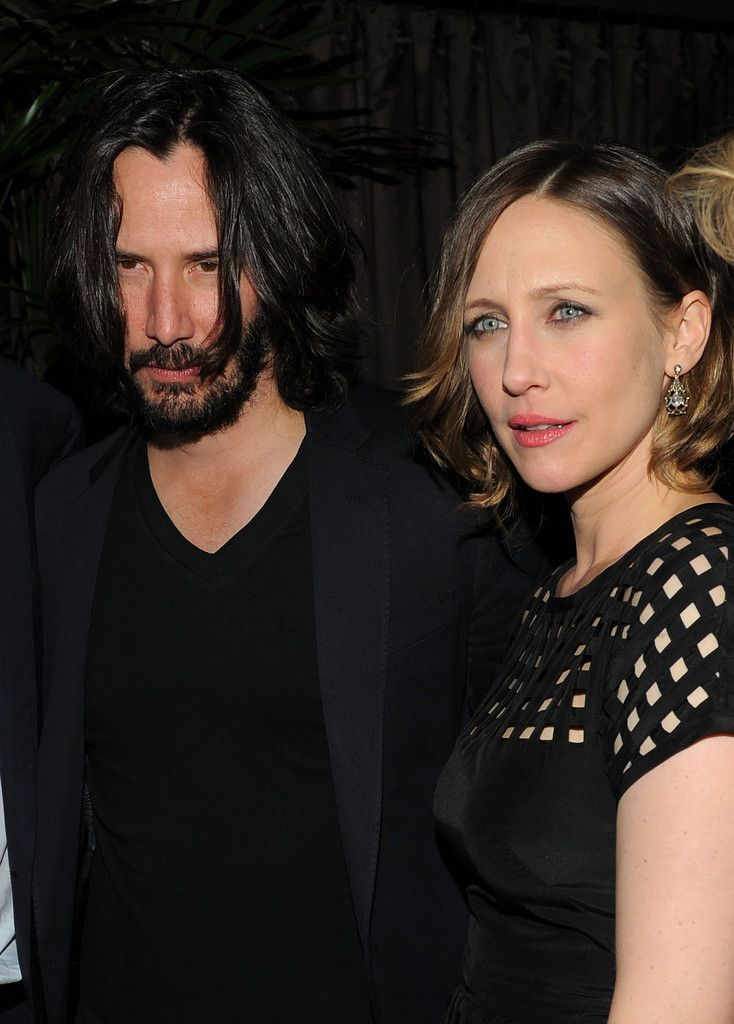 "Keanu Reeves - The Cinema Society With DeLeon Tequila And Moving Pictures Film & Television Host A Screening Of ""Henry's Crime"" - After Party (April 3, 2011)"