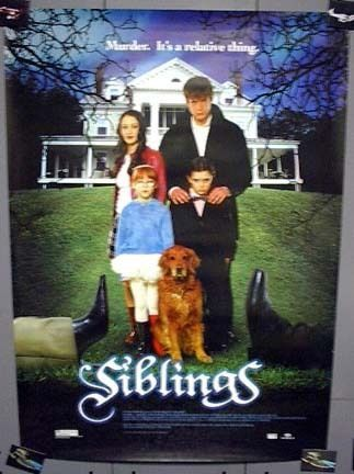 Siblings Movie Poster 27x40 Used William Lynn, Dorothy Gordon, Alex Campbell, Sarah Gadon, Paul Soles, Tom McCamus, Joan Heney, Nicholas Campbell, Martha Burns, Sonja Smits, Sarah Polley, Aaron Abrams