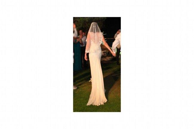 Jenny Packham, Aspen Chiffon Size 12 Wedding Dress For Sale | Still White Australia