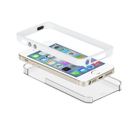 Naked Tough iPhone 5S deksel
