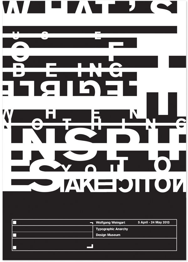 Wolfgang Weingart and New Wave Design