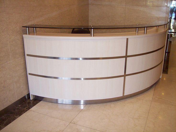 Guatemala office point recepciones recepcion for Muebles de oficina armarios