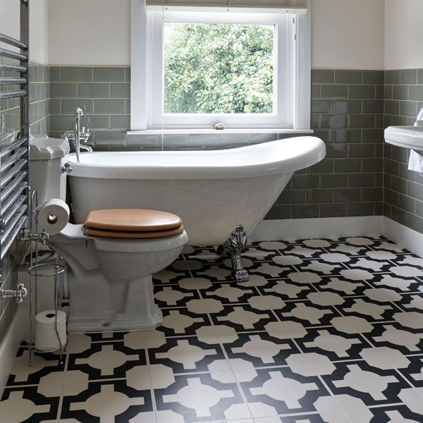 Vinyl Tile Bathroom Flooring: Best 25+ Vinyl Flooring Bathroom Ideas On Pinterest