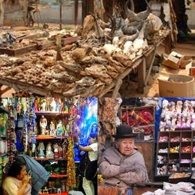 Inilah 3 Pasar Yang Paling Aneh Di Dunia