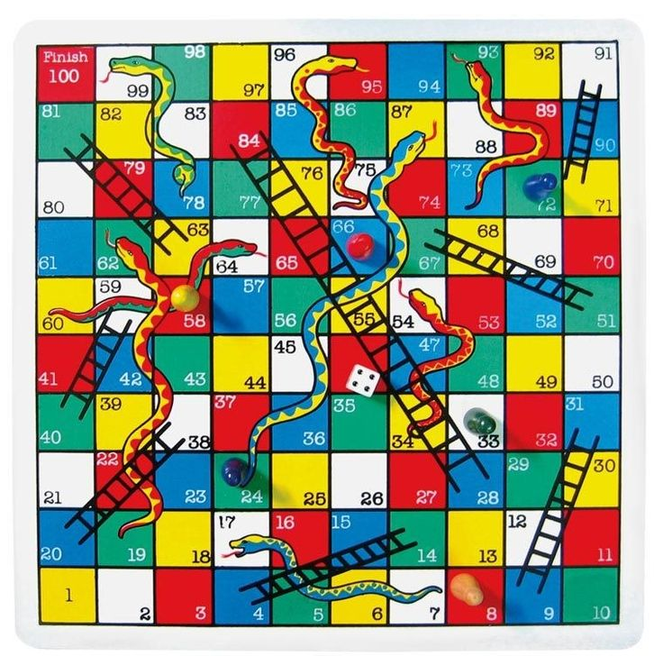 Fun Factory - Game Snakes and Ladders