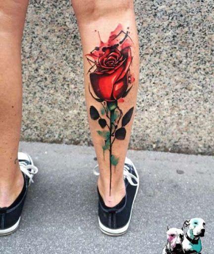 25 melhores ideias de tatuagem com rosa em caveira no for Table no 21 tattoo