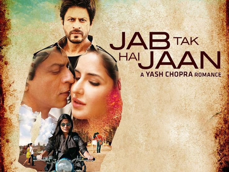 Jab Tak Hai Jaan Free Download Full Movie HD Format | MEDHA4U.COM