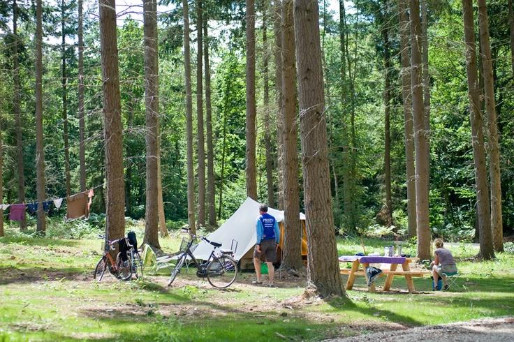 Huttopia Senonches - Camping - © Huttopia - Romain Etienne  - Département Eure-et-Loir région Centre www.vacances-originales.fr