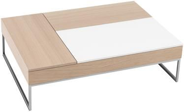 Chiva functional coffee table with storage