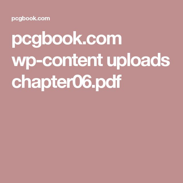 pcgbook.com wp-content uploads chapter06.pdf