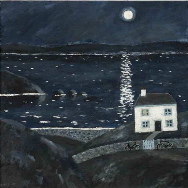 Gary Bunt Exhibiting at Portland Gallery May 2015
