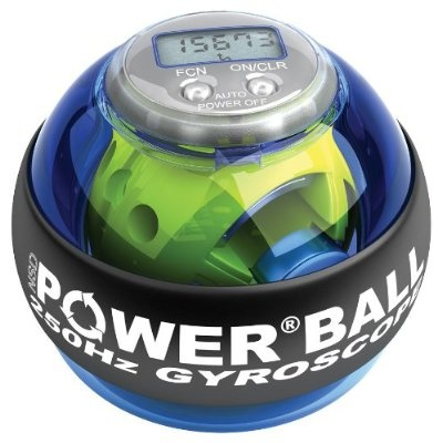 NSD Powerball Blue Pro 250 Hz Hand Exerciser: $49.99 on Amazon.com