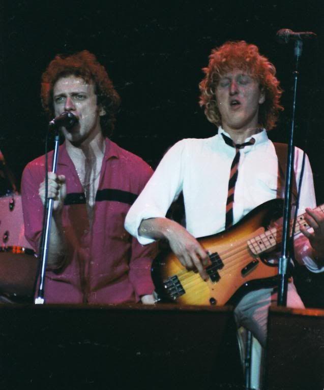 Foreigner, June 1980, Louisianna