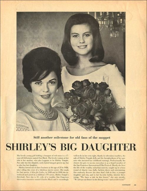 1000+ images about Shirley Temple - my favorite child star ...