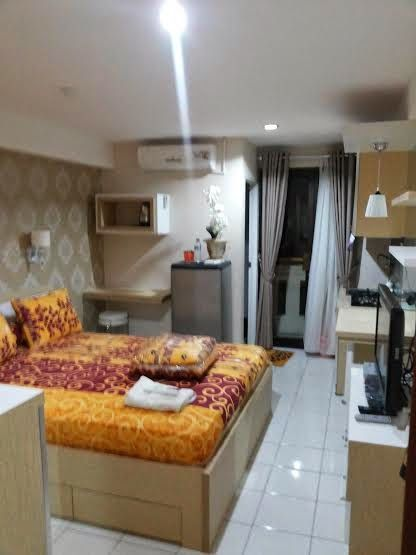 Sewa Harian Apartemen Kebagusan City, Jakarta Selatan, Fully Furnished, Studio, 1 BR, 2 BR Sewa Apartemen Jakarta Selatan  Apartment Name: Kebagusan City Location: Jl. Baung, Kebagusan – Jakarta Selatan. Dekat Gedung Arkadia Nestle, TB Simatupang Tower/Floor/View: Size: 21 m2, 27 m2, 43 m2  Bedroom: Studio, 1 BR, 2 BR Bathroom: 1  Condition: Full furnished.  Facility: TV Cable, AC, spring bed, lemari,meja, kulkas, dispenser,kitchen set,kompor gas, perlengkapan masak, perlengkapan makan dan…
