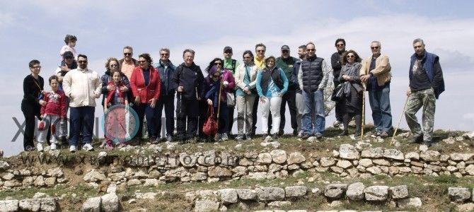 Επίσκεψη στα οχυρά της Παλιάς Καβάλας | Εφημερίδα Χρονόμετρο