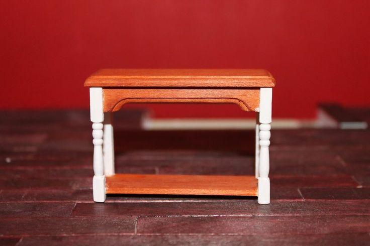 DOLLHOUSE MINIATURE Side Table