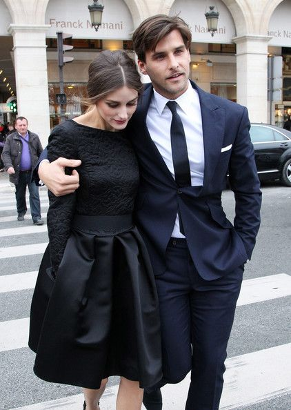 Olivia Palermo and Johannes Huebl Capture Their Romance In The Park