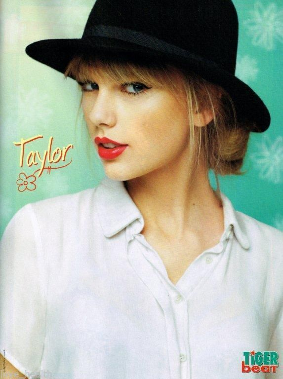 Taylor Swift (Tiger Beat)