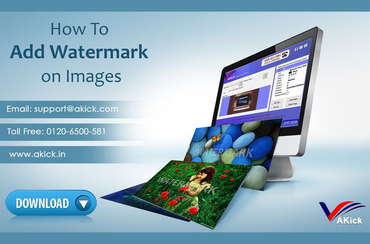 You are looking new logo design? Take a look of new logo creator software to create a unique logo design for business company or many more. Generate dozens of logo with the help of akick watermark creator software.