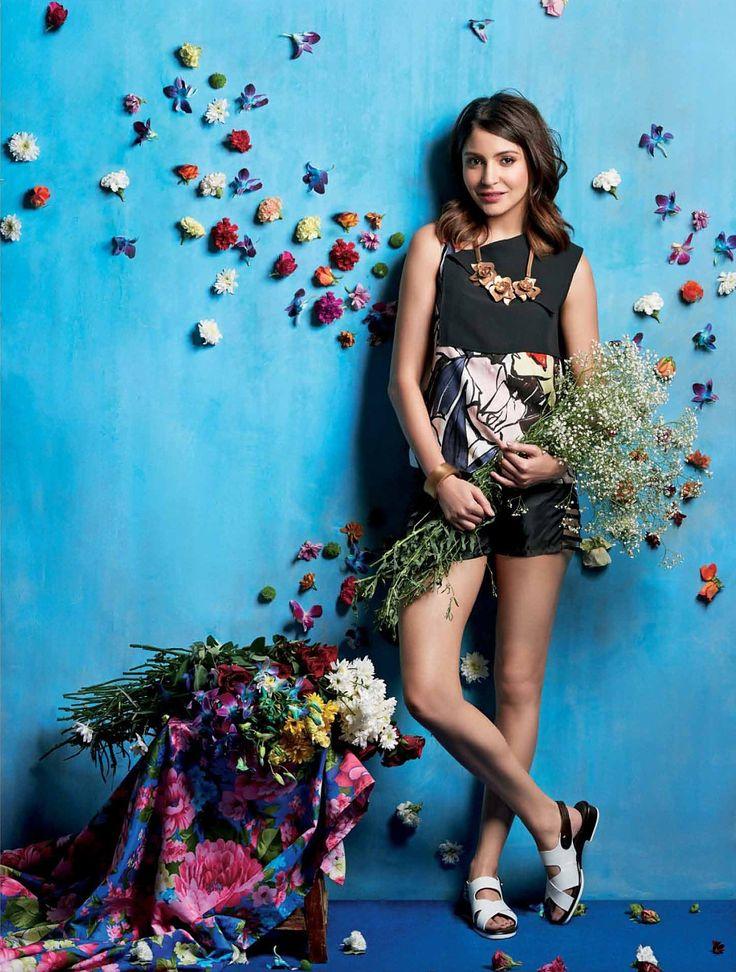 Anushka Sharma Grazia Tarun Vishwa Photography                                                                                                                                                                                 More