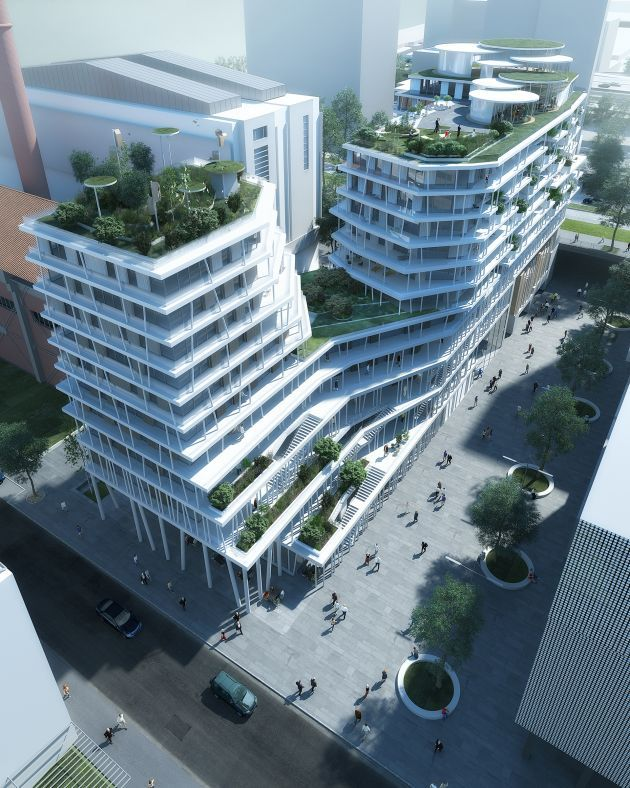 CGarchitect - Professional 3D Architectural Visualization User Community   MFR