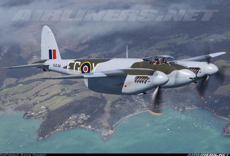 de Havilland DH.98 Mosquito ~ BFD