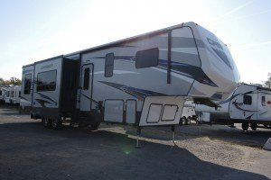 New 2015 Keystone Carbon 357 Toy Hauler For Sale - 805559 $37,961