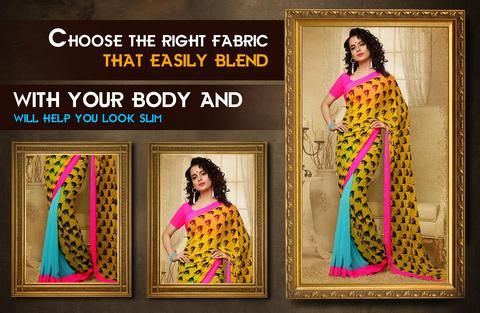 No doubt saree is the most loving outfit of whole India. Saree not only help you look beautiful but it also hides many body flaws. The style of draping saree and other factors can help you looking slim and stylish.  #designersaree #cottonsarees #indiansaree #cottonsilksaree #newahop