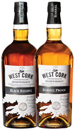 West Cork announces two new Irish whiskeys. #Whiskey #IrishWhiskey | #Cheers Magazine