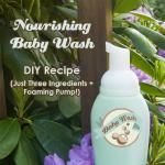 DIY Powdered Soap Nuts Laundry Detergent Recipe