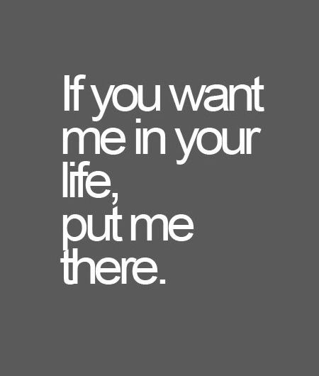 If you want to be with me quotes