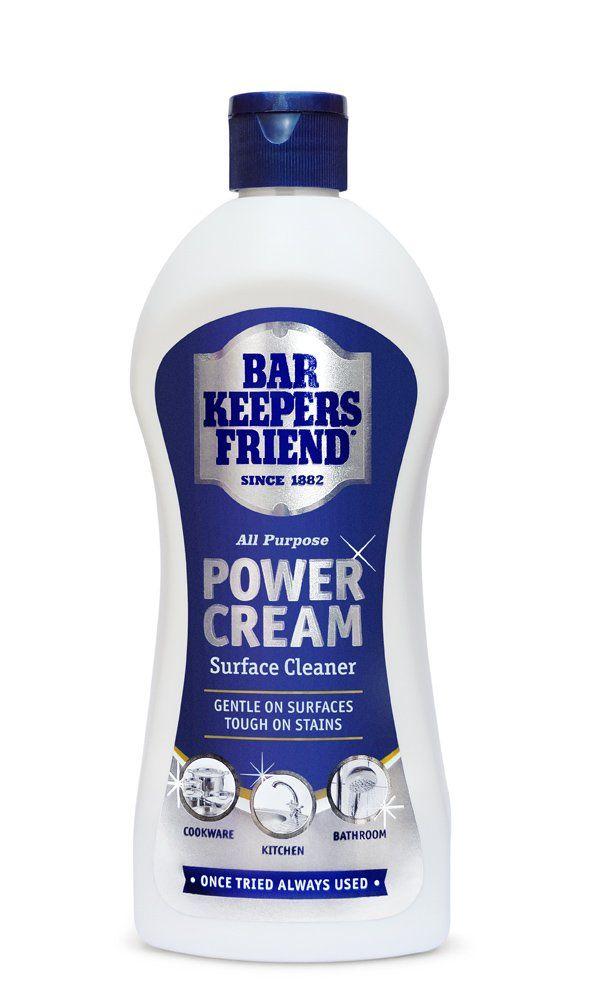 Bar Keepers Friend Poder Cream Limpiador 350ml