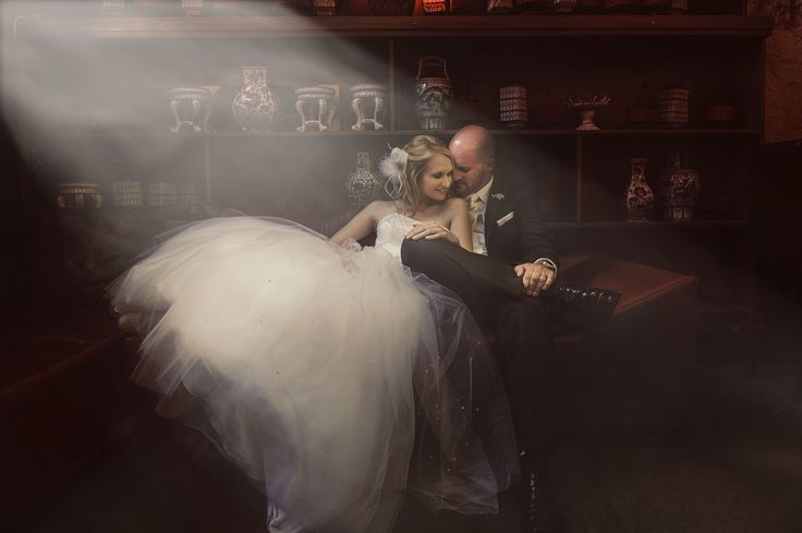 Bianca & Warwick photographed at their reception location, Saldechin wedding photography