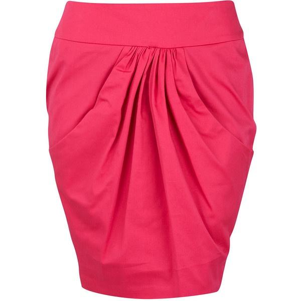 Pink Tulip Skirt 120