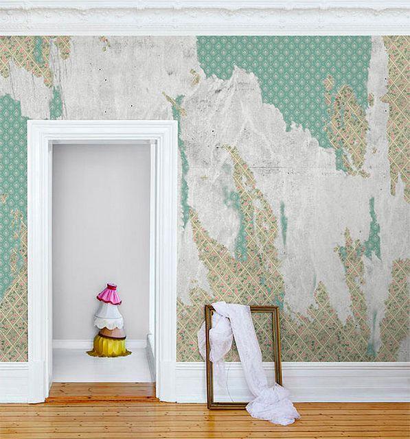 Best Unusual Wallpaper Ideas On Pinterest Oriental Wallpaper - Unusual wallpaper for walls