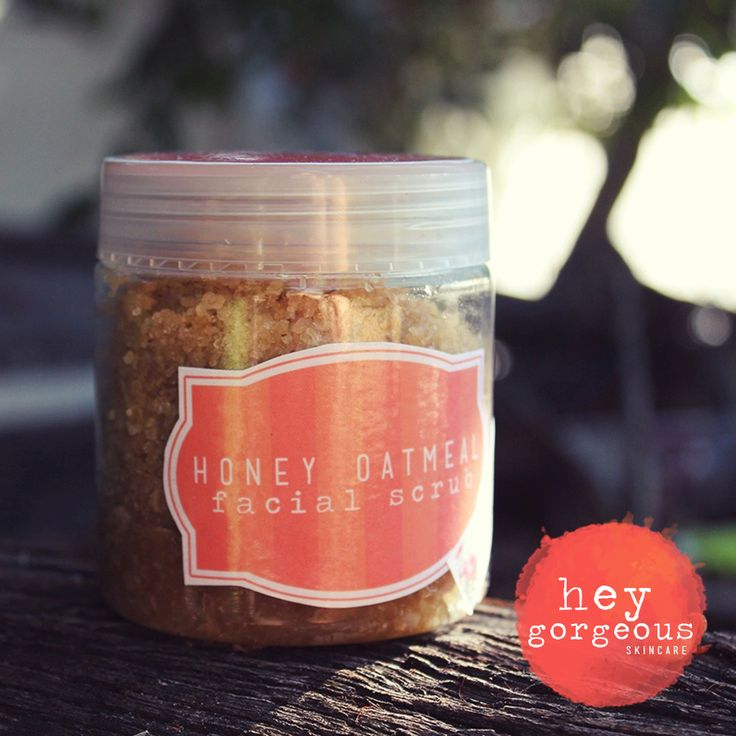 Honey & Oatmeal facial scrub polishes off impurities, leaving your face instantly smoother, brighter and radiant.