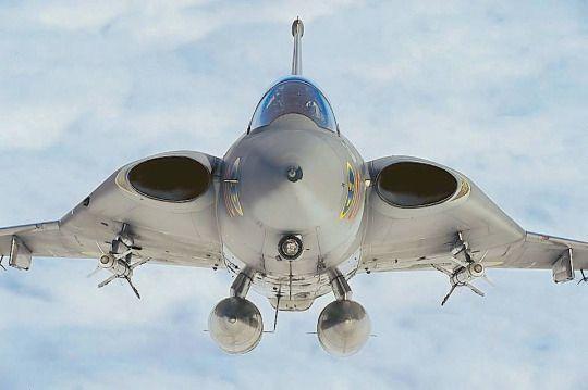 Swedish SAAB DRAKEN Jet