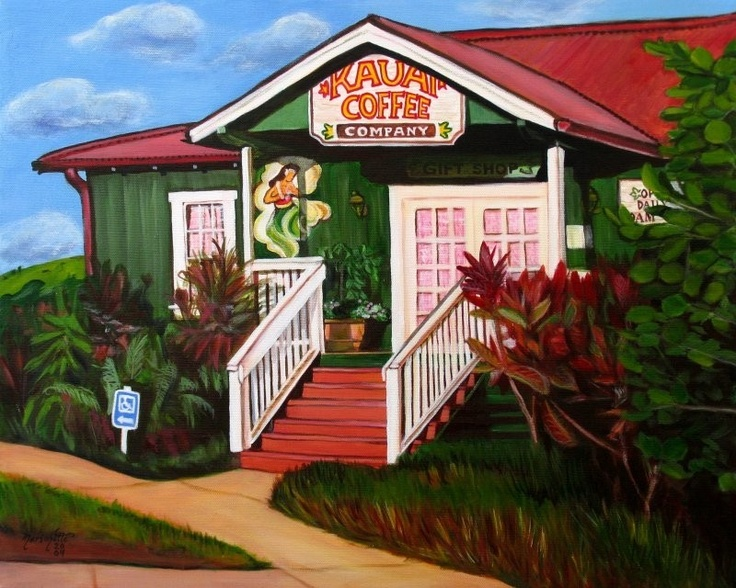 40 best Plantation Cottages images on Pinterest Hawaiian art