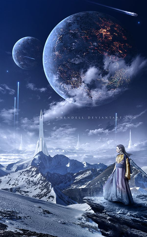 Worlds by Whendell on deviantART