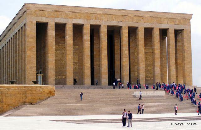 #Anıtkabir, #Ankara, Mausoleum of Mustafa Kemal Atatürk