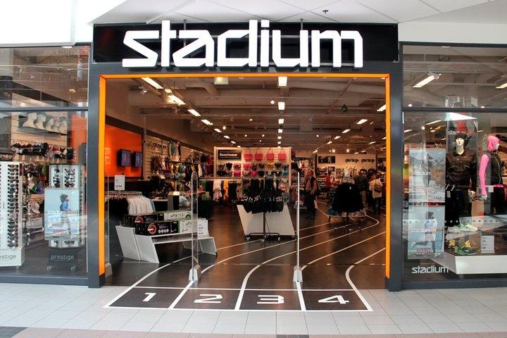 Stadium on koko kansan urheilu- ja urheilumuotiliike.