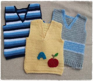 .Linda's Crafty Corner: Kids Sleeveless Tops