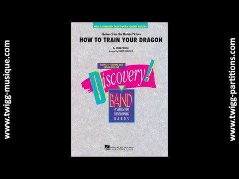 (2) Themes from How To Train Your Dragon - YouTube
