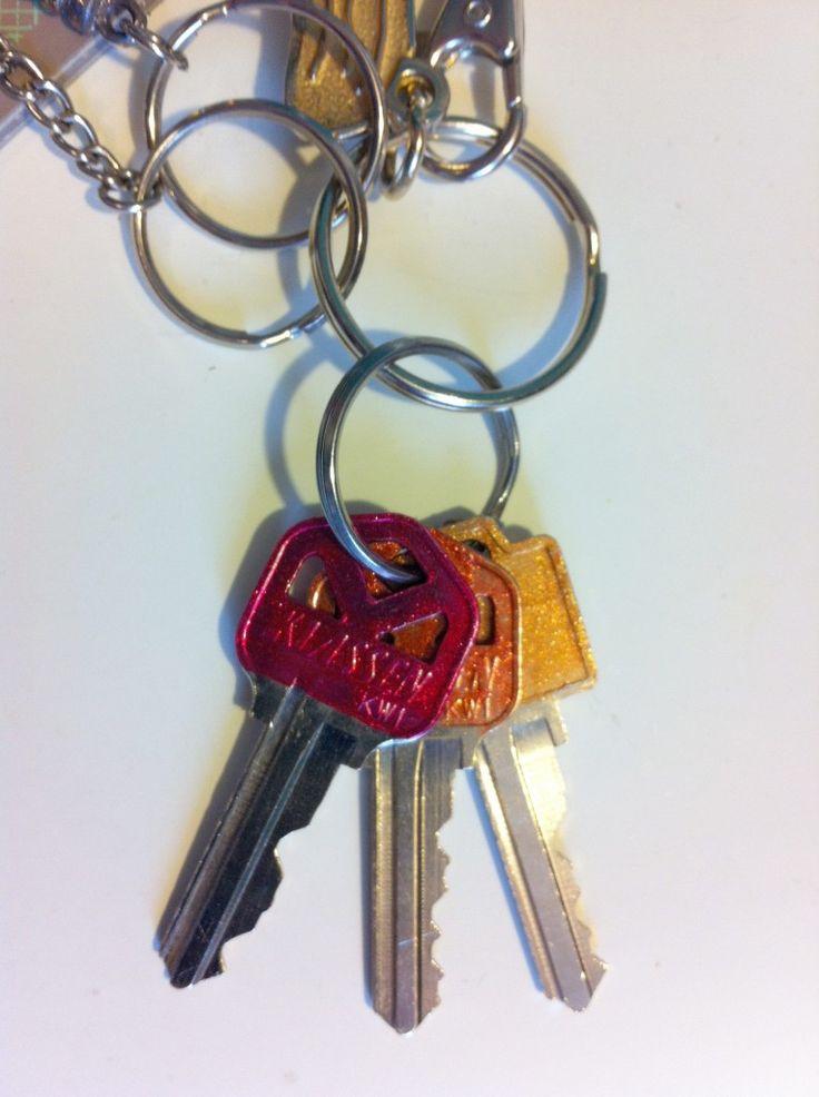 Painted Keys Keys To My Heart Pinterest Paint Keys Craft And Diy Ideas