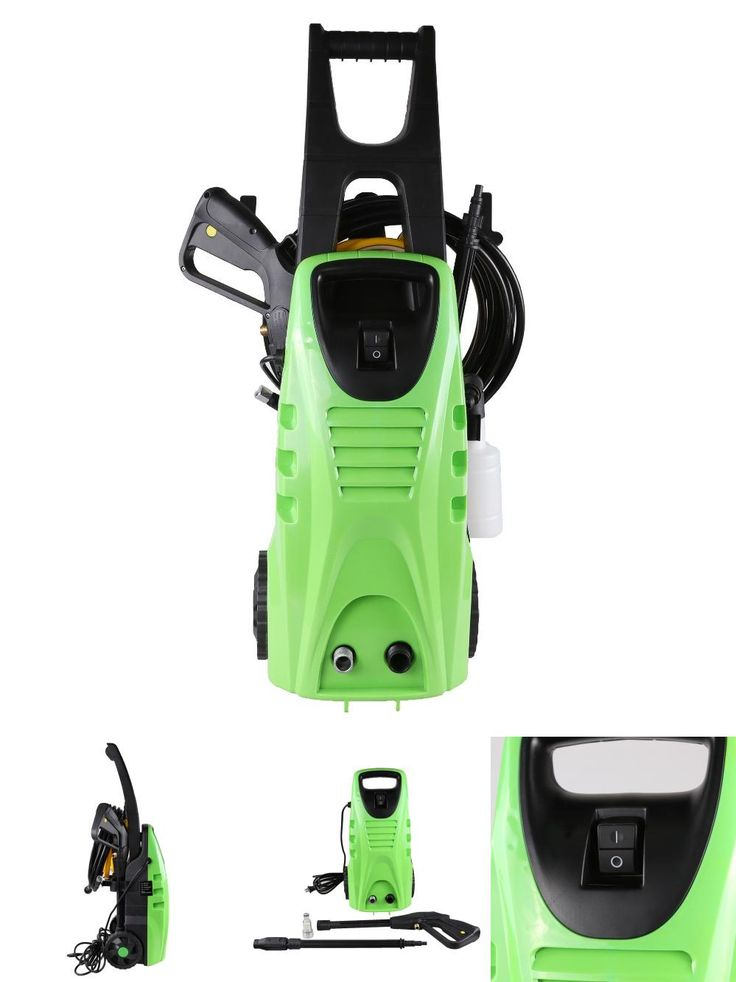 [Visit to Buy] Mason High Pressure Washer Garden Cleaning Machine 1900PSI 1.32GPM Car Wash High Pressure Cleaner Car Washer with Foamer #Advertisement