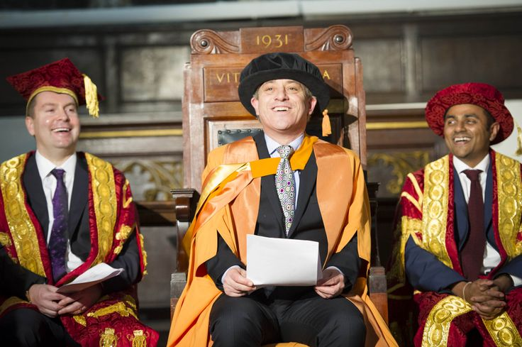 As Speaker of the House of Commons, John Bercow is famed for keeping order – and he showed just how it is done during an event at De Montfort University in Leicester.