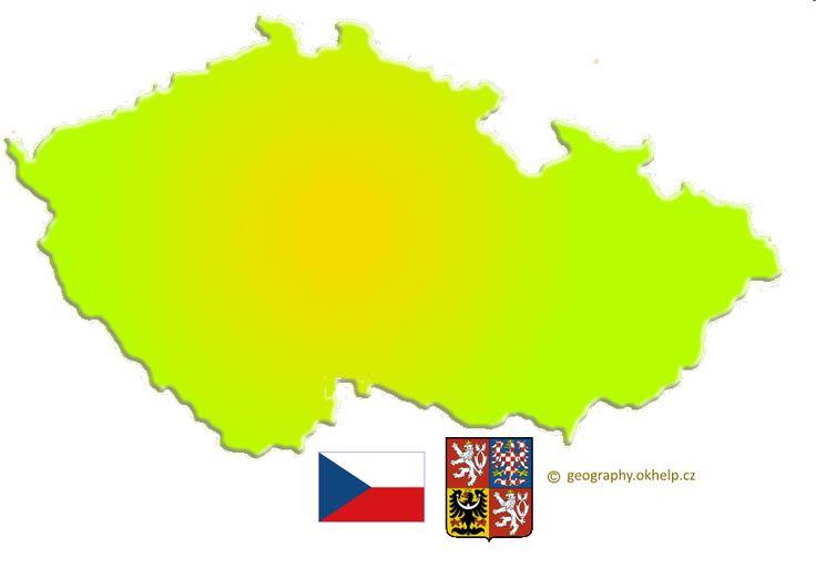 Česká republika - vědomostní hra  URČIT POLOHU MĚST